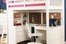 Kid Rooms / by Amanda Solorzano
