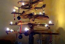 Environmental Christmas decorations