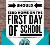 Preschool - first of year