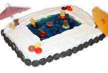Pool Party Ideas  / by Jeanie Morales-Kooiman
