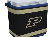 NCAA and Collegiate Cooler Wraps - Rappz brand Cooler covers with schools team logos for Coleman and
