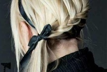 Ponytails / Great Ponytail Hairstyle Ideas / by Hairstyle-Blog.com
