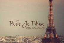 ♥ Je t'aime Paris ♥ / I have visited Paris more times in my life and I am sure I will go back as many times as it is possible. I wish I can live there sometime...