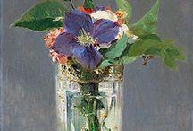 Artist Adouard Manet