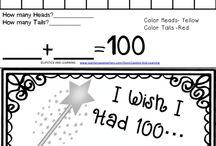 100 päivää koulua