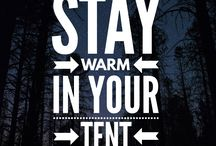 Winter Camping Tips / Your guide and must-know tips for winter camping.