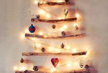 Jul / Idéer til julepynt, dekorationer og gaveindpakning