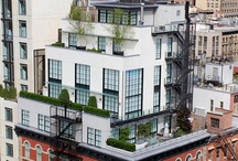Tribeca Penthouse / by Andrew Marsh