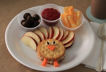 Pre k food for thanksgiving / by Pattie Lady