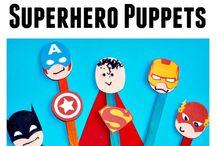 Comics and superheroes
