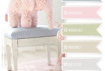 Baby Girl Color Palette