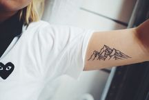 Ski Tattoo Ideas