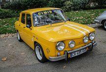 Gordini and Renault / by Eduardo Cohen