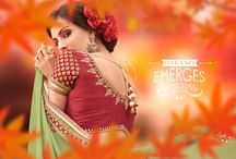 Indian traditional saree collection