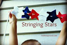 4th of July for Kids / by Mary Lauren Randall