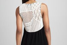 Crochet tops / by Isabel Willemse