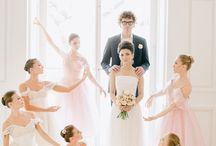 Ballet Inspired Wedding / CINQBALLET small team of professional classical ballet dancer from Russia, Moscow who performs at the weddings as well. This is their way to bring more people in to ballet. Now they are available in San Francisco, CA, US )