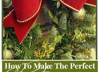 All Holiday Bows / by Mandy Naranjo