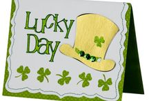 stampin up st patricks cards