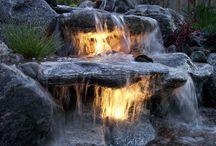 Vodní prvky