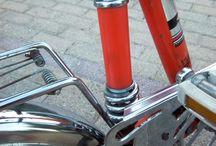 Remade a KYNAST vintage folding bike bicycle klapprad