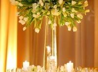 wedding centerpiece  / by Susan Pena