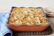 Recipes: Chicken Casseroles