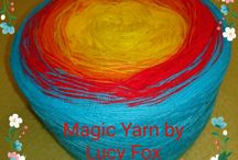 HandMade by Lucy Fox - Magic Yarn