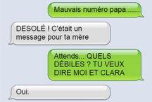 idée échange sms