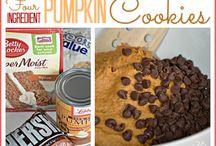 Fall/Thanksgiving Food / by Lyndsi Bowman