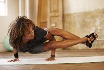 Nike+ Training Club Yoga / #Nike Master Trainer Traci Copeland Introduceert Rush #Yoga #Workout