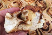 Baking---Bread & Scrolls