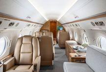 \ Private Jet