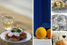 Authentic Greek Recipes using Extra Virgin Greek Olive Oil / In the Mediterranean Extra Virgin Olive Oil is abundant and is used freely in cooking and on salads and appetizers. It has to be the real deal though, no shop bought olive oil comes close in taste and health benefits to EVOO straight from the farmer - no additives, filtering or blending with sub standard oils. Ask us for a quote.