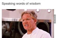 ONLY OUR LORD SAVIOR GORDON RAMSEY