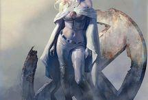 Fantasy Art / by Justina Robson