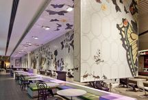 commercial interiors - foodcourt