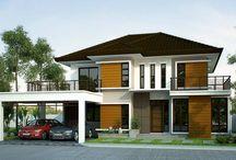 Elegant Residential Houses / Dream Houses