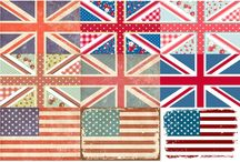 USA / Find USA and 4th of July clip art designs and patterns