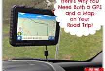 Gear and Gadgets for Road Trips / gear and gadgets that help make family road trips more fun!