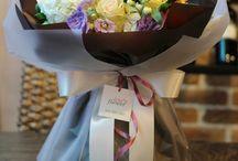 Bukiety i pakowanie kwiatów