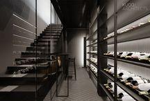 Wind cellars ( cave à vin)