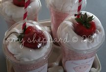 baby gifts/shower... / by Anita Kelly Beland