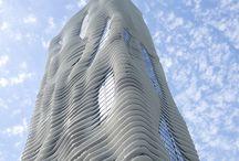 Aqua Building, Chicago, IL / by Jennifer Burns
