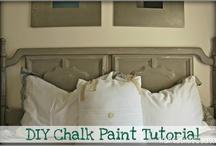 Chalk Paint / by Erin Pleune