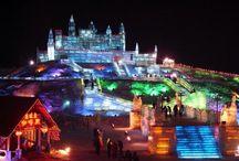 Event pics: Harbin Ice Festival