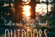 Camping Quotes We LOVE