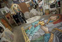 Since 1933 Favret Mosaici Artistici / Azienda leader in campo internazionale specializzata nella realizzazione di mosaici artistici di qualità, la Favret Mosaici si distingue per la sua solida esperienza, che le ha permesso, soprattutto nel corso degli ultimi 50 anni, di consolidare ed ampliare la propria produzione