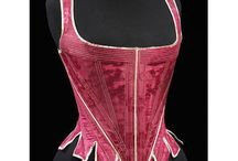 18th c. Undergarments / by Kate {Beatriz Aluares}