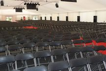 Folding Chair Hire from Event Hire UK